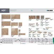 Gresie si faianta DOCET HDT, 40 X 80 CM