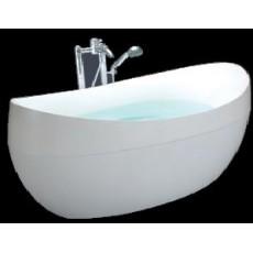 Cada baie cu hidromasaj Eco 2 Adonis 190x95 cm
