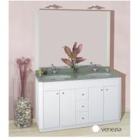 Aplica oglinda Venezia/Quartz